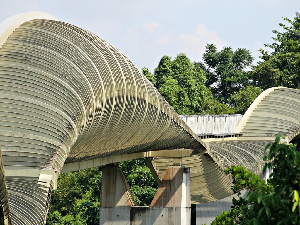 Cầu Henderson tại South Ridges