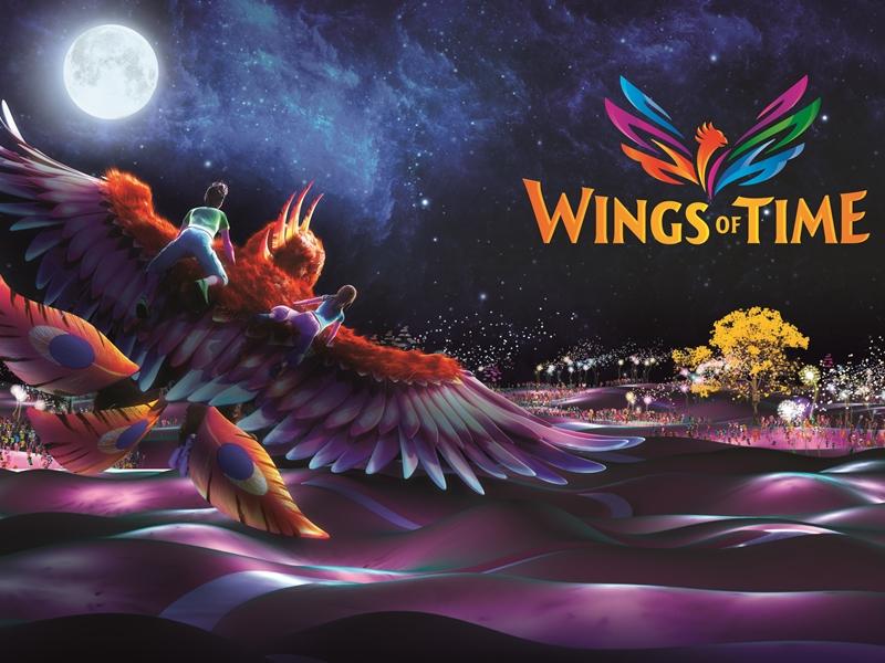 Wings of the Time - Hành trình về một câu chuyện siêu tưởng...