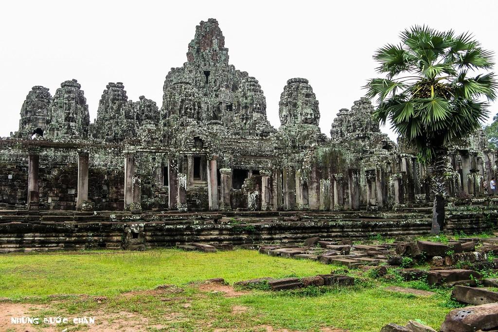 AngkorThom, Campuchia