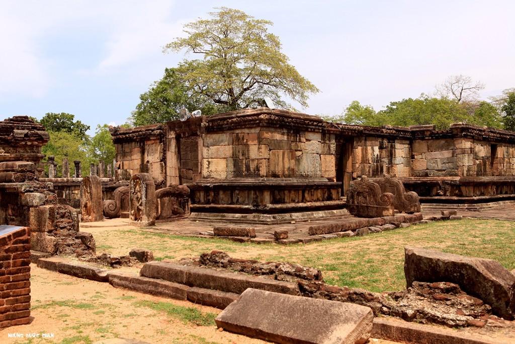 Polonnaruwa, SriLanka