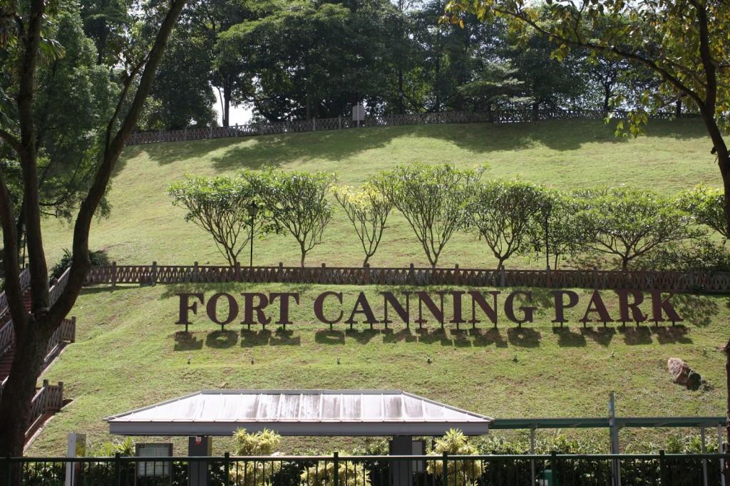Công viên Fort Canning