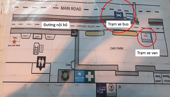 trạm xe bus don muang