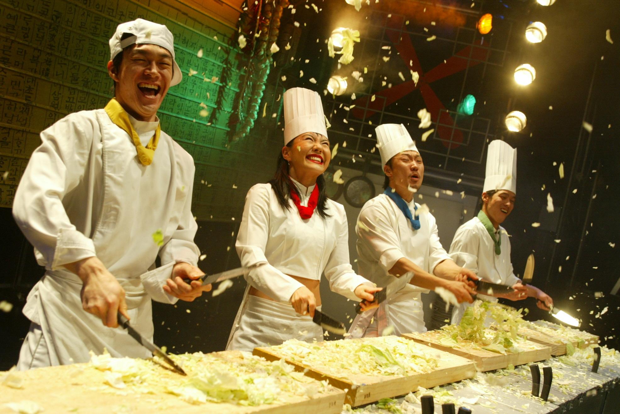Kết quả hình ảnh cho Cookin' NANTA Bangkok