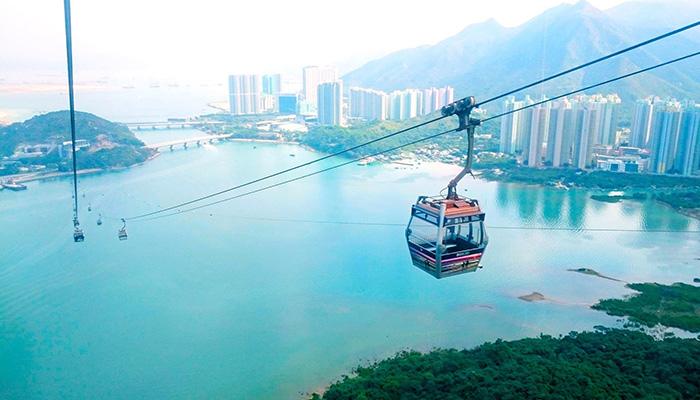 chi phí khi du lịch Hong kong tự túc