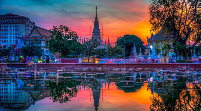 kinh nghiệm du lịch Phnom Penh tự túc