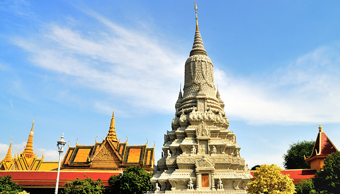 hoàng cung Phnom Penh