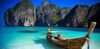 krabi vùng đất biển đảo