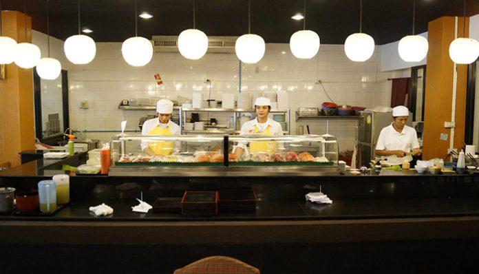 nhà hàng kuroda