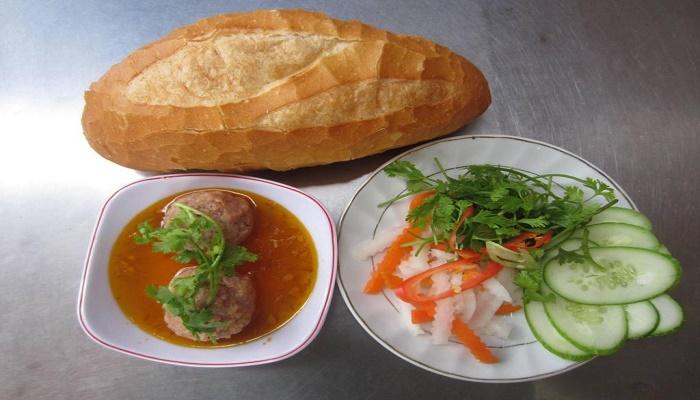 Bánh mì Đà Lạt