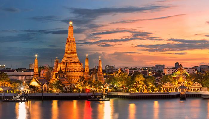 chụp ảnh bangkok