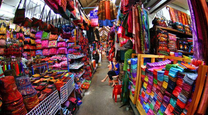 Chợ chatuchak Bangkok