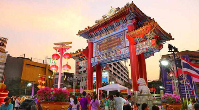 địa điểm nổi tiếng nhất Chinatown Bangkok