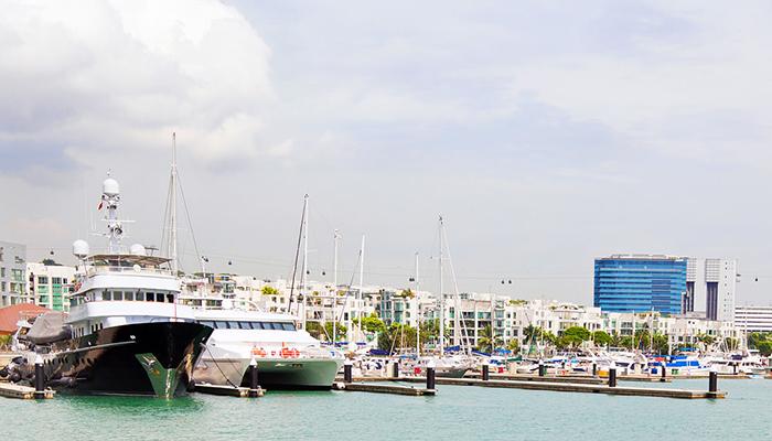 du thuyền singapore