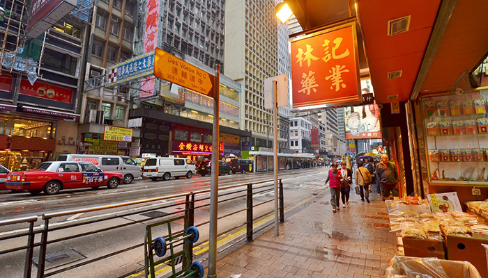 kinh nghiem chon cho o tai hong kong western district
