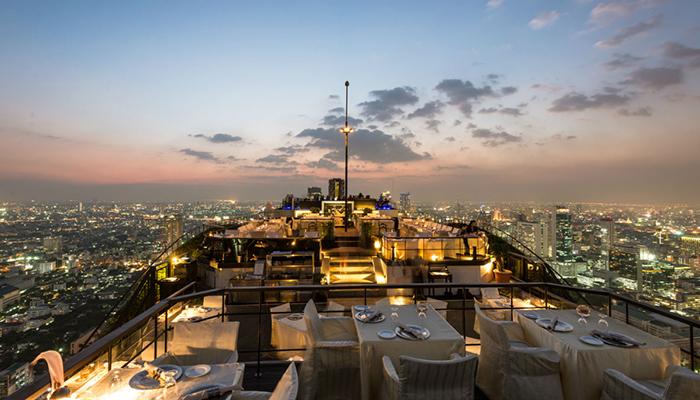 nhà hang bangkok có view đẹp