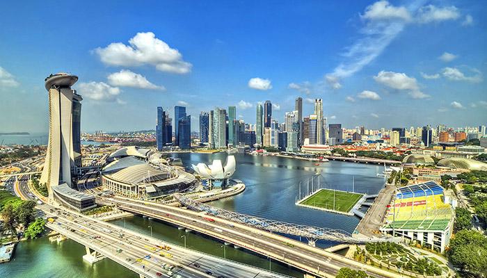 hướng dẫn di chuyển tại thành phố singapore