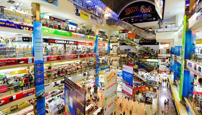 top-10-diem-den-mua-sam-o-bangkok-pantip-trung-tam-may-tinh