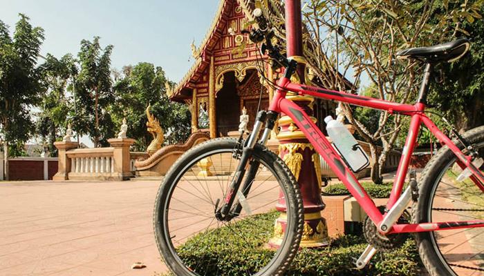 Xe đạp Chiang Mai