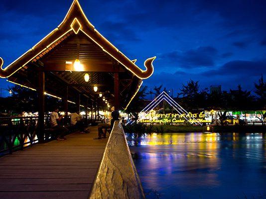khám phá Siem Reap về đêm