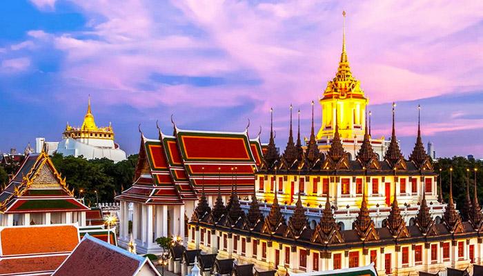 đền lohaprasat