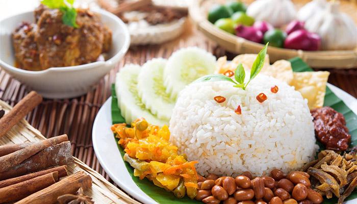đồ ăn ngon singapore