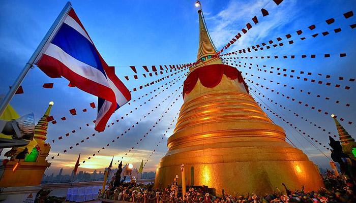Chùa Vàng Wat Saket