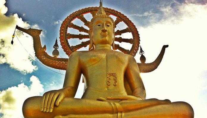 Tượng Đại Phật Big Buddha