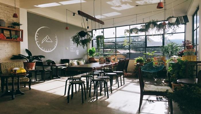 Thong.dalat. Space Cafe