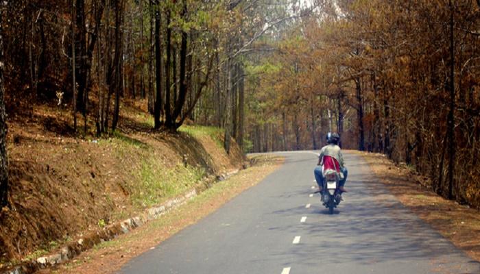 Đường đi Thung lũng Vàng