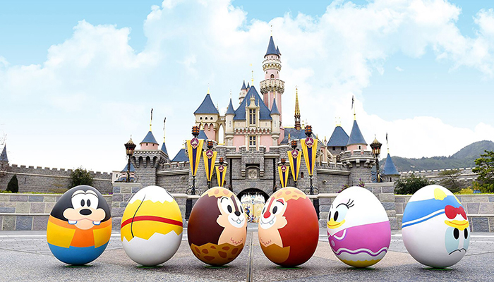 Kinh nghiệm đi Disneyland Hong Kong