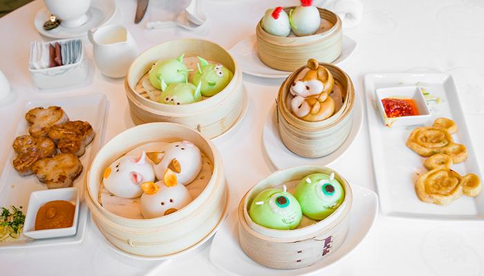 những món ăn disneyland hong kong