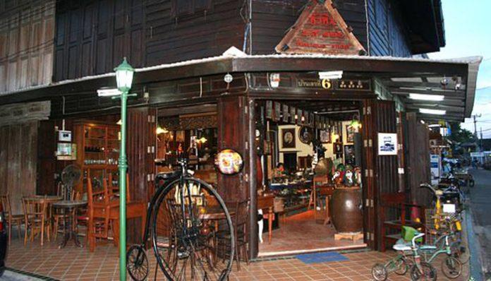 hua hin antique shop