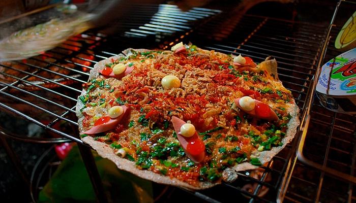 Bánh tráng Đà Lạt