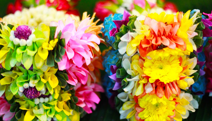 chợ hoa pak klong talad