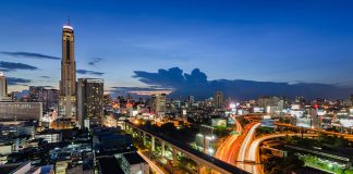 khu pratunam bangkok