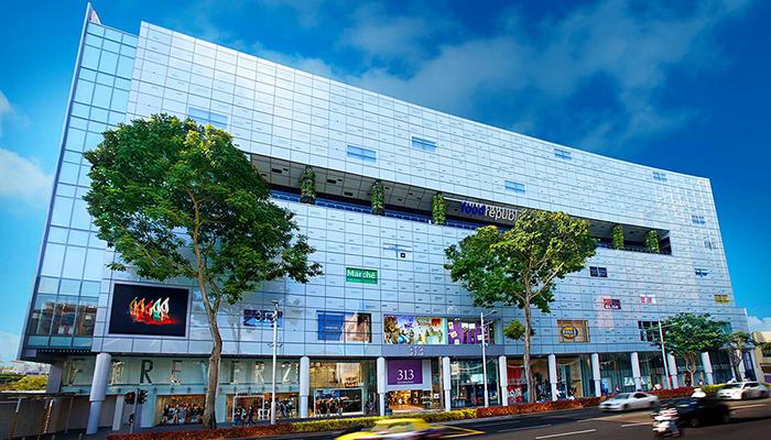 top 10 dia chi mua sam o orchard road Singapore 313 somerset