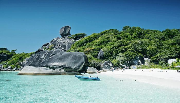 6 bãi biển bí mật phuket