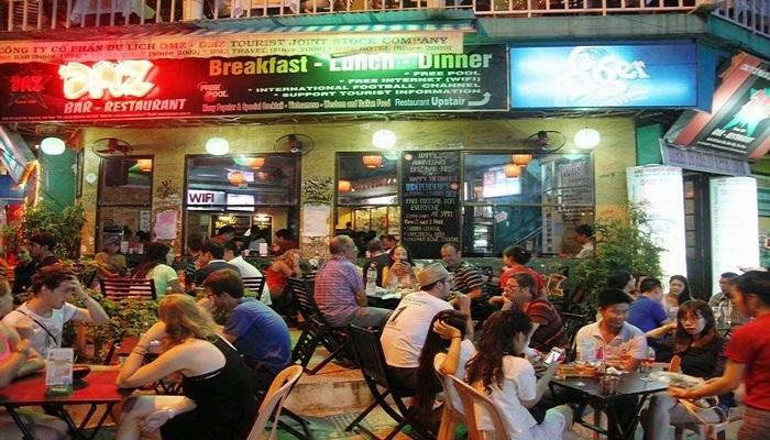 Phố Tây Sài Gòn