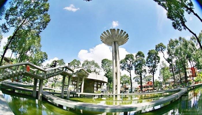 Hồ con rùa Sài Gòn
