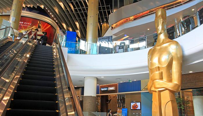 cinemax ở Terminal 21 Bangkok