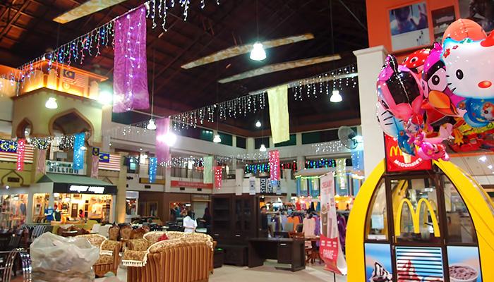 saga shopping centre