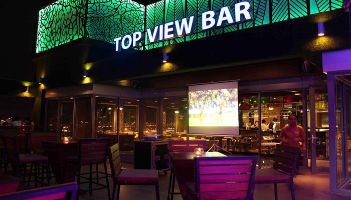 Top View Bar - Vanda Hotel