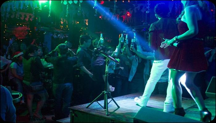 Bar Seventeen Saloon ở Đà Nẵng
