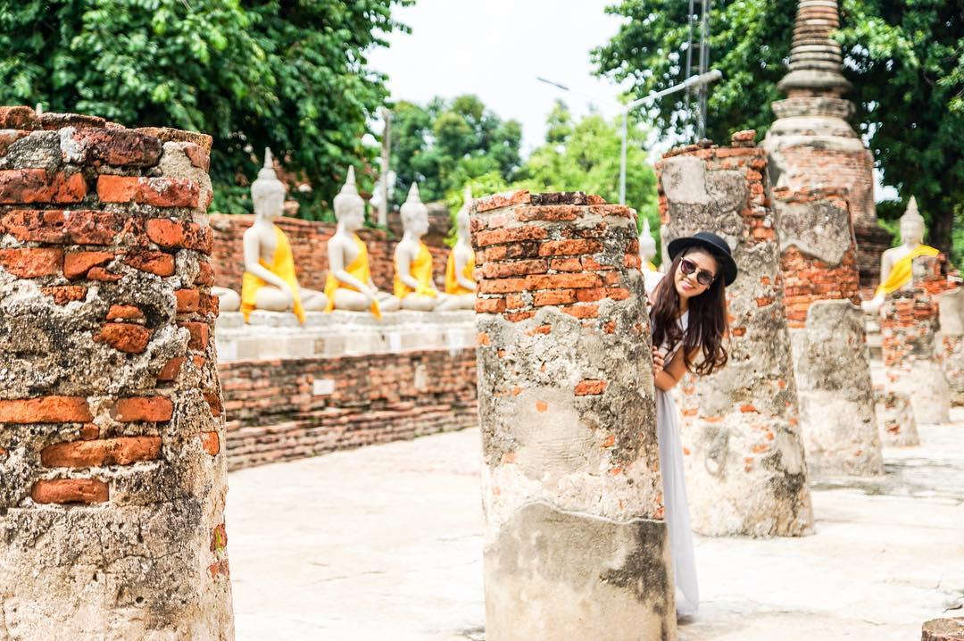 du lịch Bangkok 3 ngày 2 đêm - cố đô ayutthaya