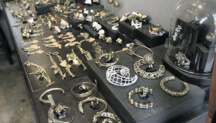 đồ bạc ở bangkok