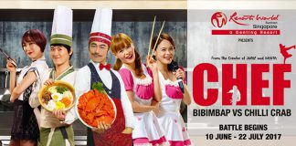 Chef: Bibimbab vs Chilli Crab