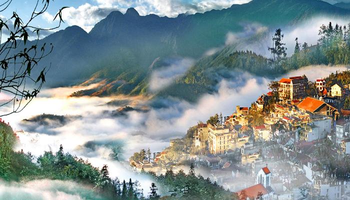 Phong cảnh Sa Pa
