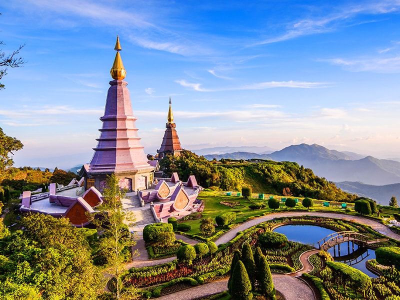 """Chiang Mai – """"Đóa hồng phương Bắc"""" của Thái Lan"""