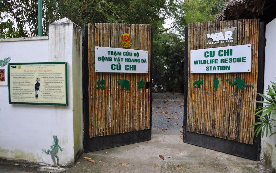 Bệnh viện của các loài động vật hoang dã