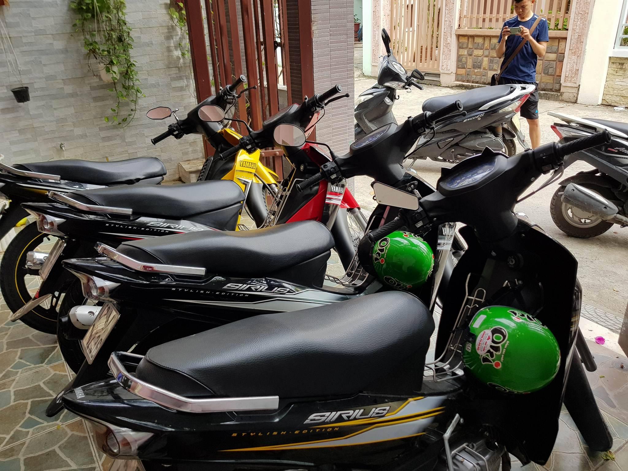 Bạn nên thuê xe máy để di chuyển ở Đà Nẵng – Hội An